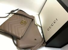 Gucci Marmont Chain Bag (dusty Rose)