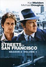 The Streets of San Francisco: Season 2 Volume 1 [New DVD] Full Frame, Slim Pac