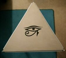 Franc-maçonnerie table triangle Oeil d'Horus