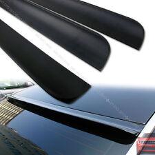 For Dodge Avenger 4DR Sedan Rear Roof Lip Spoiler Window 08-14 Unpainted