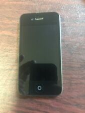 Apple iPhone 4 - 8GB - Black (Chipped Edge)