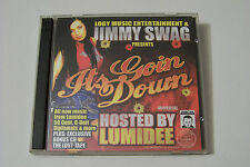 JIMMY SWAG - IT´S GOIN DOWN / LUMIDEE - THE LOST TAPE 2-CD G-Unit 50 Cent PROMO