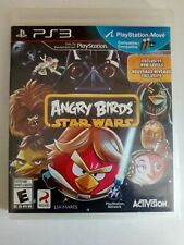 Angry Birds: Star Wars - NTSC / USA - PlayStation 3 - PS3