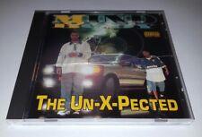 MIND OVER BODY - THE UN-X-PECTED / 1996 MISSOURI G-FUNK RARE OOP P.D. WAXX