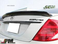 DP Style Carbon Fiber Trunk Spoiler for 2007-2013 W216 CL500 CL550 CL63 CL65 AMG