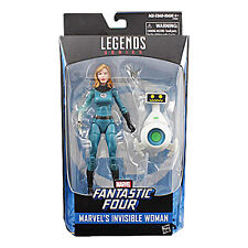100 Hasbro Marvel Legends 6 Inch Fantastic Four Invisible Woman 2017 in Stock