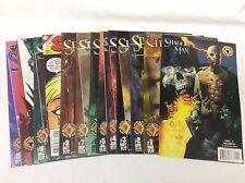 SHADOWMAN #1-20 (ACCLAIM/VALIANT/ADLARD/WOOD/091574) COMIC BOOK SET OF 13