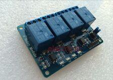 3.3V/5V Opto Isolated 4 channel Relay Board -  Arduino - AVR Microchip Raspberry