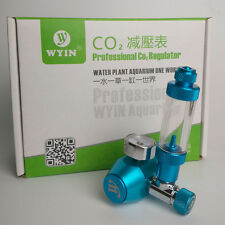 Aquarium tank CO2 Pressure Regulator System with Bubble Counter CHECK VALVE