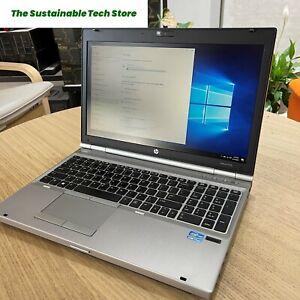 "🌱15.6"" HP EliteBook 8570p. 8GB RAM. Core i7 2.7GHz. 465GB HDD"