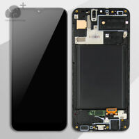For Samsung Galaxy A30s 2019 SM-A307 A307F LCD Touch Screen Digitizer + Frame