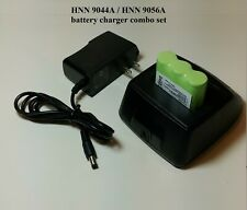 Bundle deal-A Replacement Battery & Rapid Charger for Motorola HNN9044A HNN9056A
