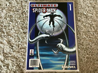 "2002 Ultimate Spider-Man #1 ""BLUE COVER TARGET VARIANT LIMITED EDITION"" NM+ 9.8"