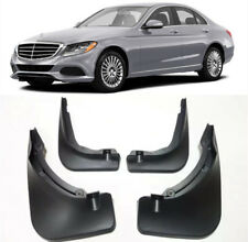 OEM Splash Guards Mud Flaps For 2014-2020 Mercedes Benz C Class Base Sedan W205