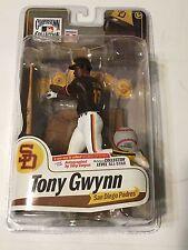 Tony Gwynn 2010 Cooperstown Collection Series 7, McFarlane figure Padres NIP