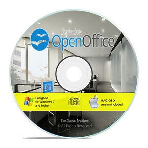 Professional Office Software, Word Process, Spreadsheet, Document, Calc H03