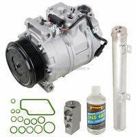 AC Compressor w/ A/C Repair Kit For Mercedes R350 GL450 GL550 ML350