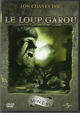 LE LOUP GAROU LON CHANEY JNR  RARE MYTHIQUE
