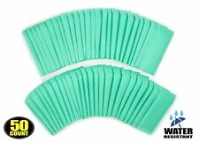 Bubble mailers: ACME EZ-Pack Teal, self sealing Bubble Mailers, padded bubble