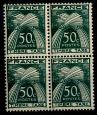 Timbres verts