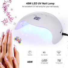 Sunuv 48W Sun5 Professional Led Uv Nail Lamp Led Gel Nail Light Nail Dryer Tool