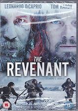 Dvd «THE REVENANT ♦ REDIVIVO» con Leonardo Di Caprio import con italiano 2016