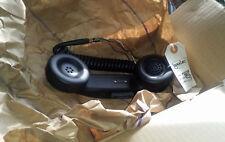 NEW Surplus! H-60/PT MILITARY Field TELEPHONE HANDSET TA-312/PT RADIO MICROPHONE