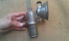 ANTIQUE GERMAN CARBIDE BIKE LAMP FAVORIT