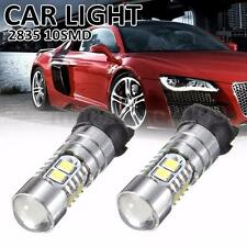 2x PW24W SAMSUNG 2835 LED White DRL Canbus Light Bulb For BMW F30 3 Series Audi
