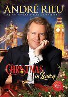 ANDRÉ RIEU - CHRISTMAS IN LONDON   DVD NEU