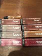 Redken Color Fusion Lot 9 Total ALL New 2.1oz SAVE