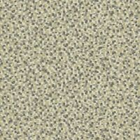 Live City Geometric Mosaic Beige Calico Stof 100% cotton fabric by the yard