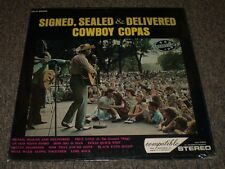 Signed, Sealed & Delivered Cowboy Copas~NEW VINYL~Grand Ole Opry Country~FAST!!!