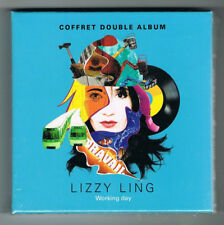 LIZZY LING - WORKING DAY - COFFRET 2 CD - 2015 - NEUF NEW NEU