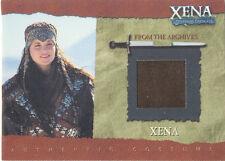 Xena Season 6 - R6 Xena Costume Card