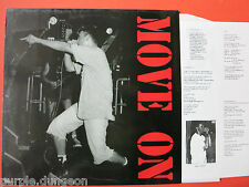 Move On-same harcore punk Live 1982 on Wolverine Rec