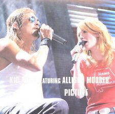 Kid Rock Featuring Allison Moorer Picture 2002 cd 3 Tracks