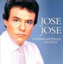 Jose Jose-La Historia Del Principe?Los Exitos CD NEW