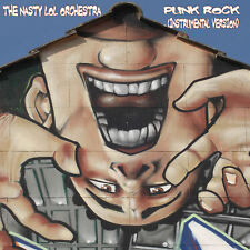 THE NASTY LOL ORCHESTRA - PUNK ROCK (instrumental) CD ALBUM DUB-PUNK-TECHNO