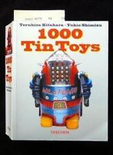 1000 Tin Toys (Klotz),Teruhisa Kitahara, Yukio Shimizu