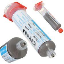 100g Solder Paste Syringe Low Temperature Melt Lead-free SMT Melting Point 138℃