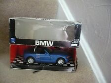 A SUPERB BMW Z 4 DIE CAST MODEL IN ORIGINAL BOX 1/32 SCALE A FANTASTIC CAR