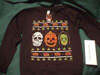 HalloweeN III masks Fright Rags SWEATSHIRT Season Of The Witch Christmas sweater
