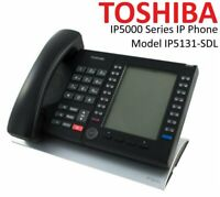 Toshiba IP5131-SDL 20-Button Backlit Display PoE IP Phone BRAND NEW Original Box