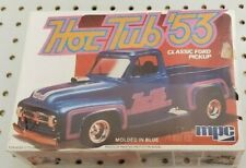 Vintage MPC 1/25 Ford Hot Tub '53 Pickup Truck Model Kit #1-0851 - SEALED NEW!!