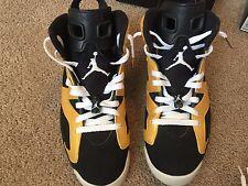 Nike Air Jordan Retro 6 Oreo Custom Sz 10.5  1 2 3 4 5 7 8 9 10 11 12 13