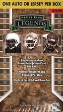 2011 Press Pass Legends Football Blaster Box