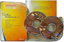 MS Office 2007 Professional Upgrade | Retailbox+Zweitnutzungsrecht | CD DVD | DE