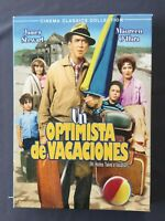 DVD UN OPTIMISTA DE VACACIONES James Stewart Maureen O'Hara HENRY KOSTER