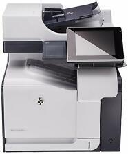 HP LaserJet Enterprise 500 Color MFP M575f A4 Printer, Count Under 10k, WARRANTY